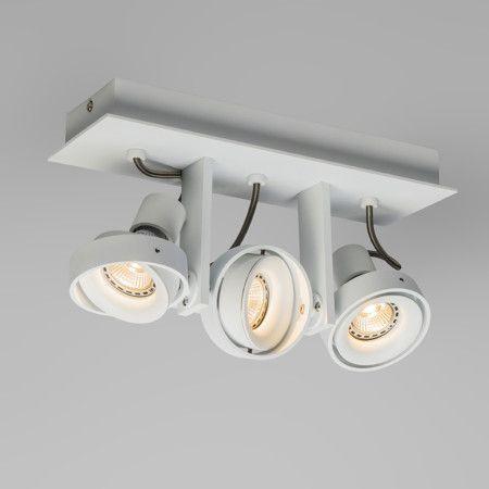 Spot Torno 3 weiß (mit Bildern) | Strahler, Lampen, Lampenlicht