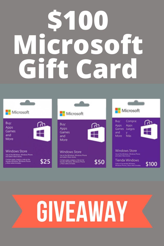 Microsoft Gift Card Code Generator Microsoft Gift Card Microsoft