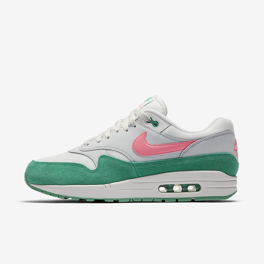 Air Max 1 Men's Shoe | flamingo party in 2019 | Nike air max