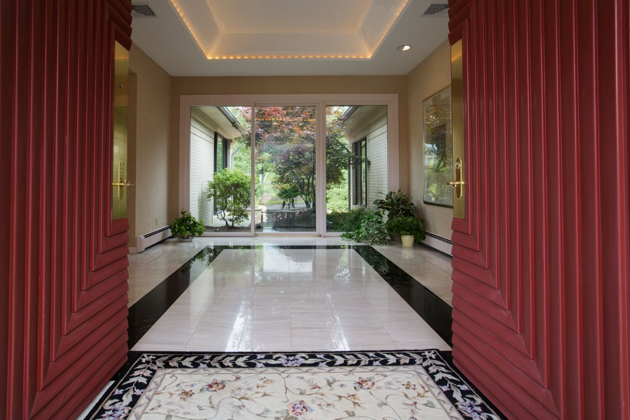 A Grand realestate color entry Real estate