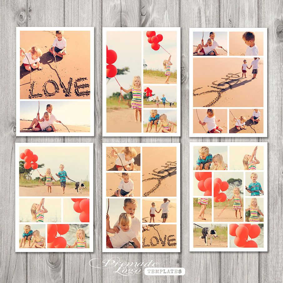 Instagram Template Psd Photo Template Storyboard  Photography