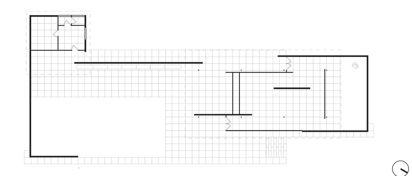 Mies Van Der Rohe Barcelona Plan Pesquisa Google Wow  # Muebles Mies Van Der Rohe Autocad