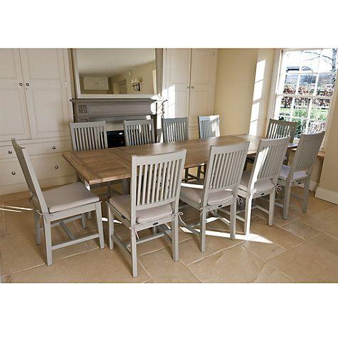 Buy Neptune Harrogate 6 10 Seater Extending Dining Table Online At Johnlewis