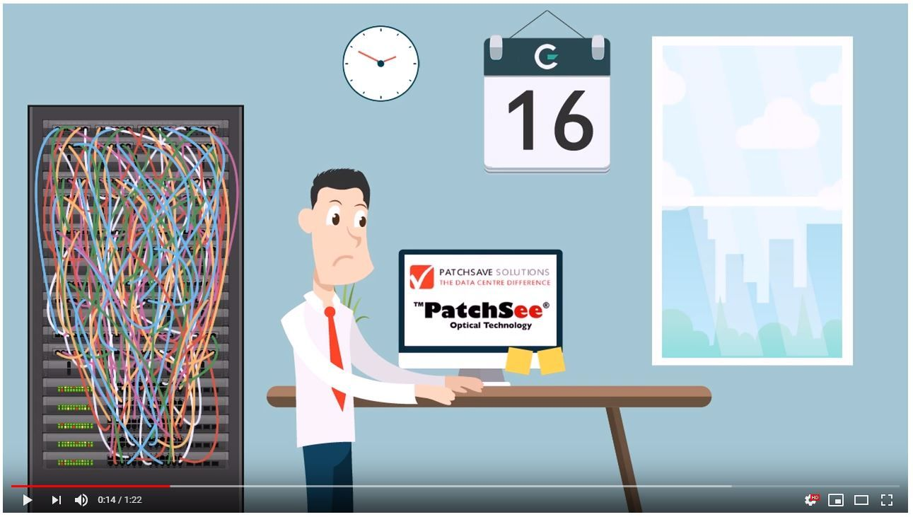 Patchsee Patch Cables are the easy way for you to manage