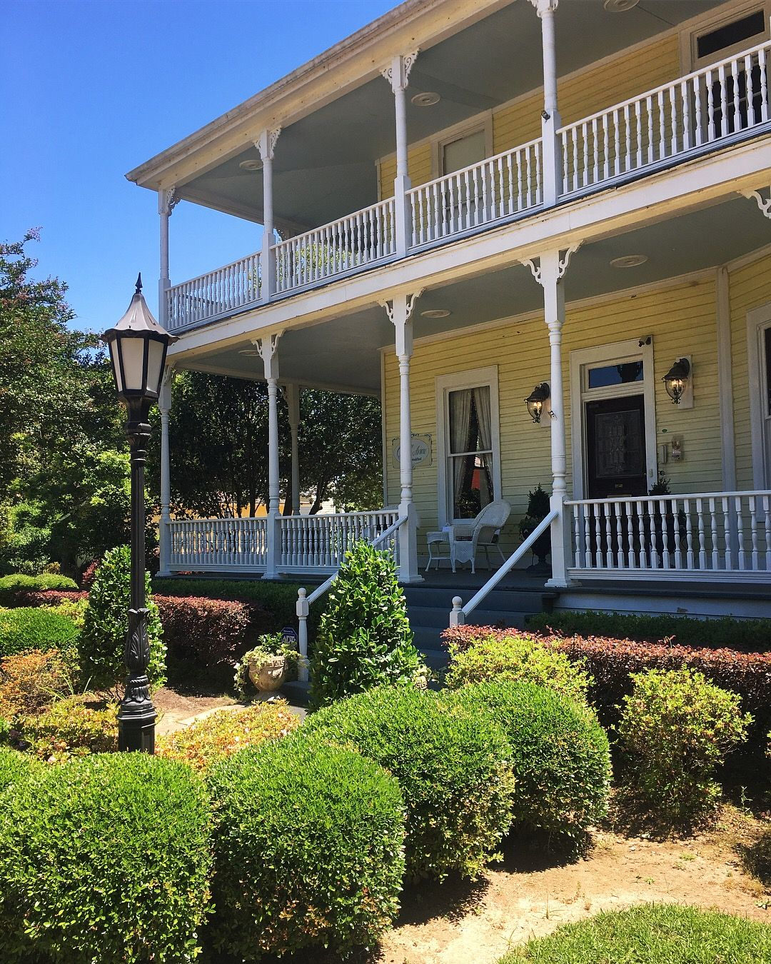 The Queen Anne Bed & Breakfast. Natchitoches, Louisiana