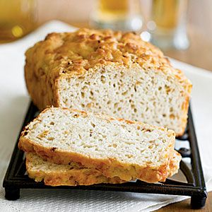 25 Best Quick Bread Recipes | Basic Beer-Cheese Bread | CookingLight.com