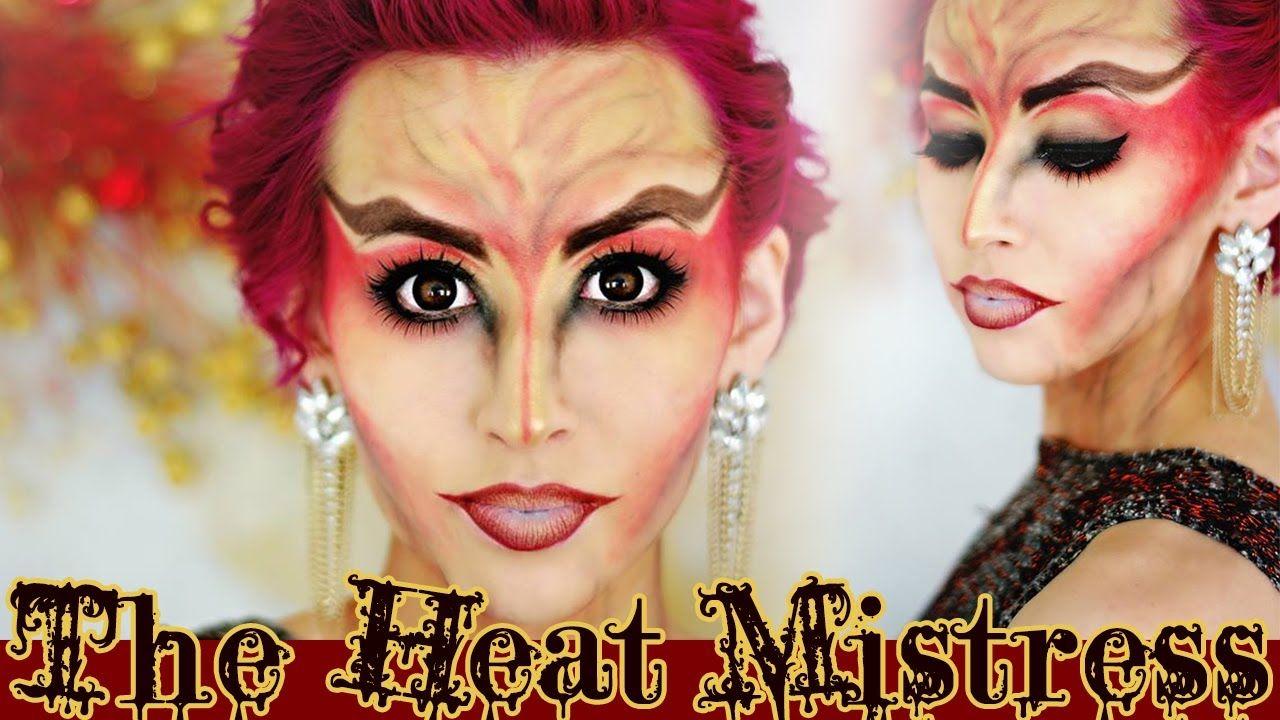 Heat mistress makeup tutorial courtney little courtney little heat mistress makeup tutorial courtney little baditri Images