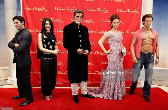 Madame Tussauds London A Must For All Everyone Tours And Accommodation Bollywood Stars Madame Tussauds Tussauds London