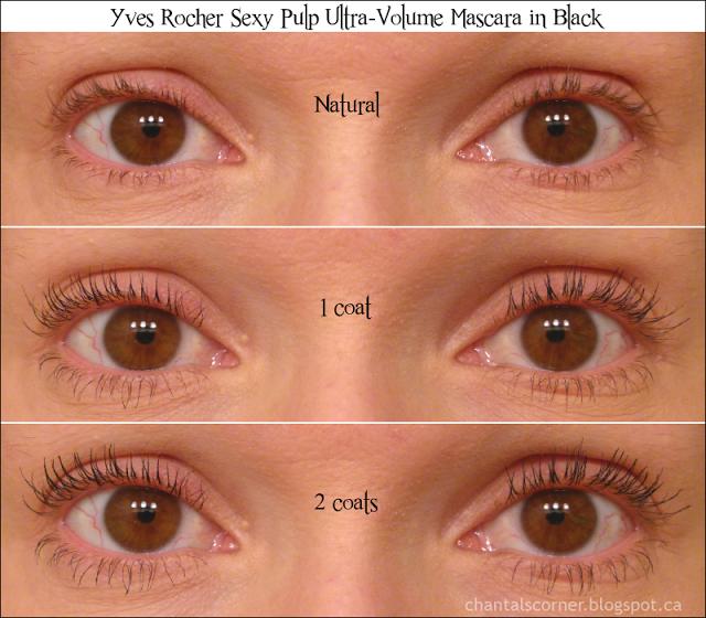 Mascara In Rocher Yves Pulp Ultra Volume Sexy BlackChantal's 0nO8PkwX