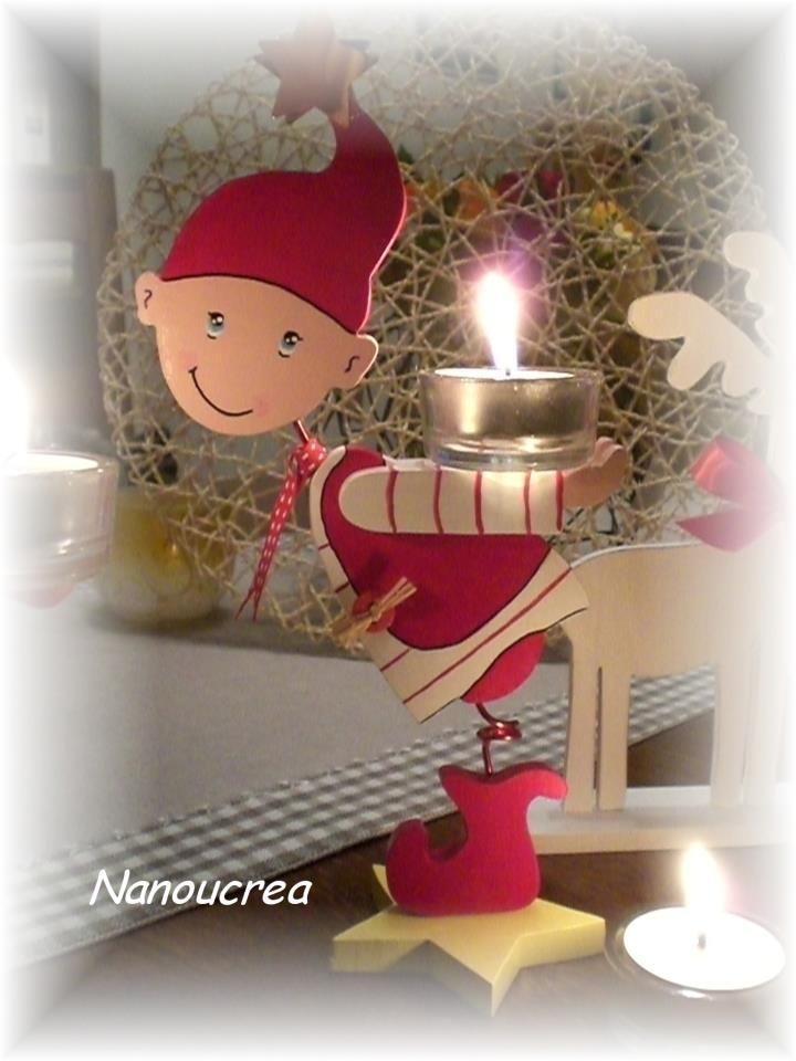 Décorations de Noël en bois Set 2 Craft balises blanc bouleau bois formes 10 modèles