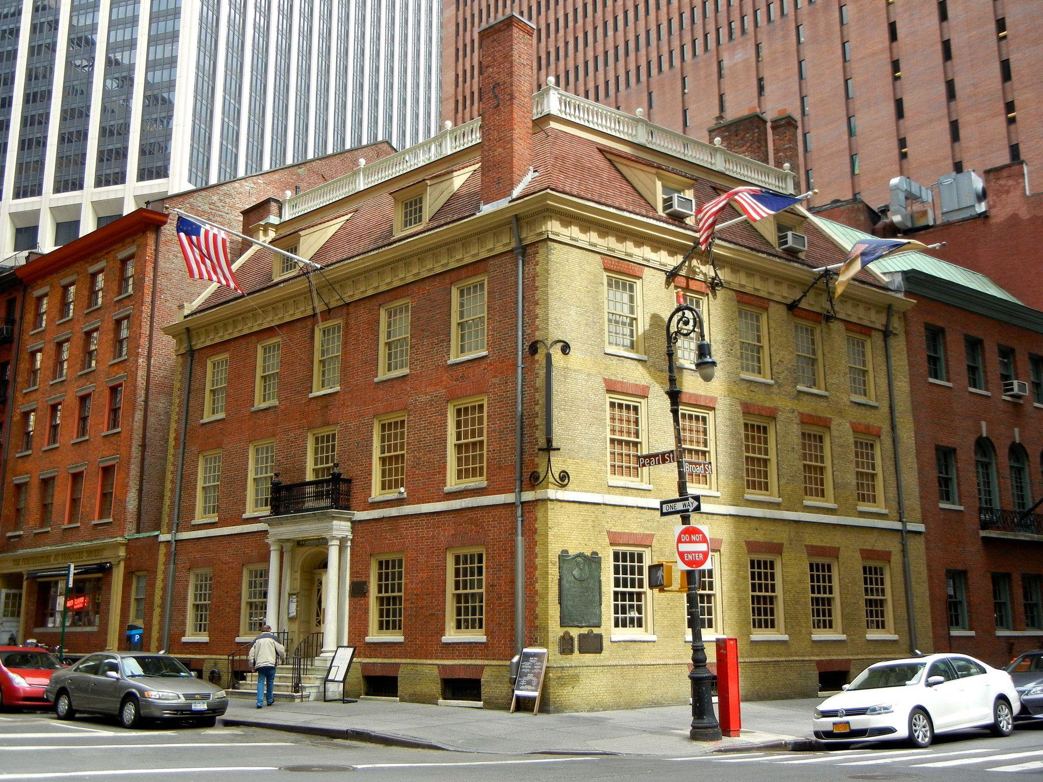 Fraunces Tavern New York