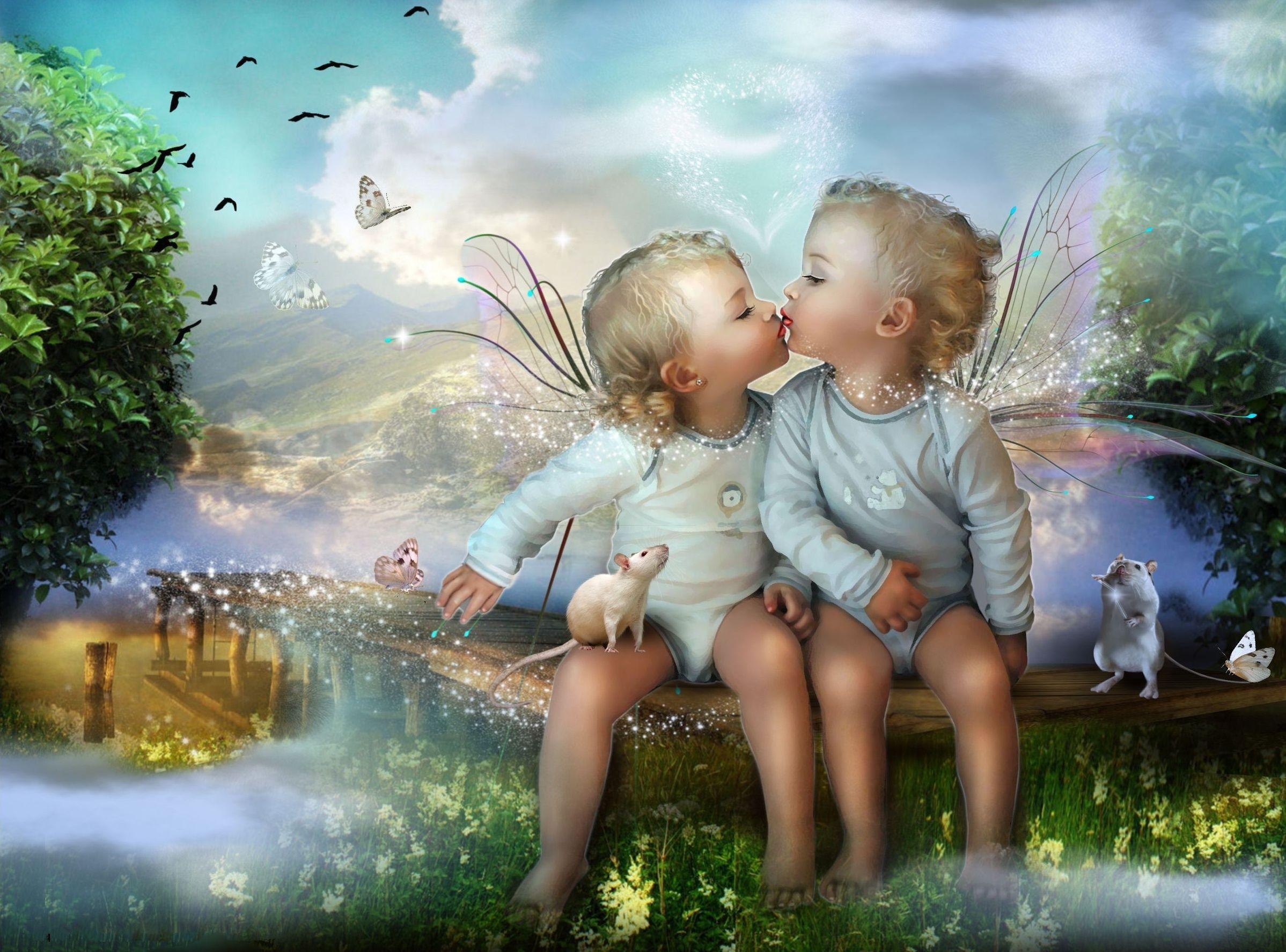 26bb6dc416ba5cd262b811b67d900a9f Jpg 2397 1775 Baby Fairy Fairy Dragon Fairy Art