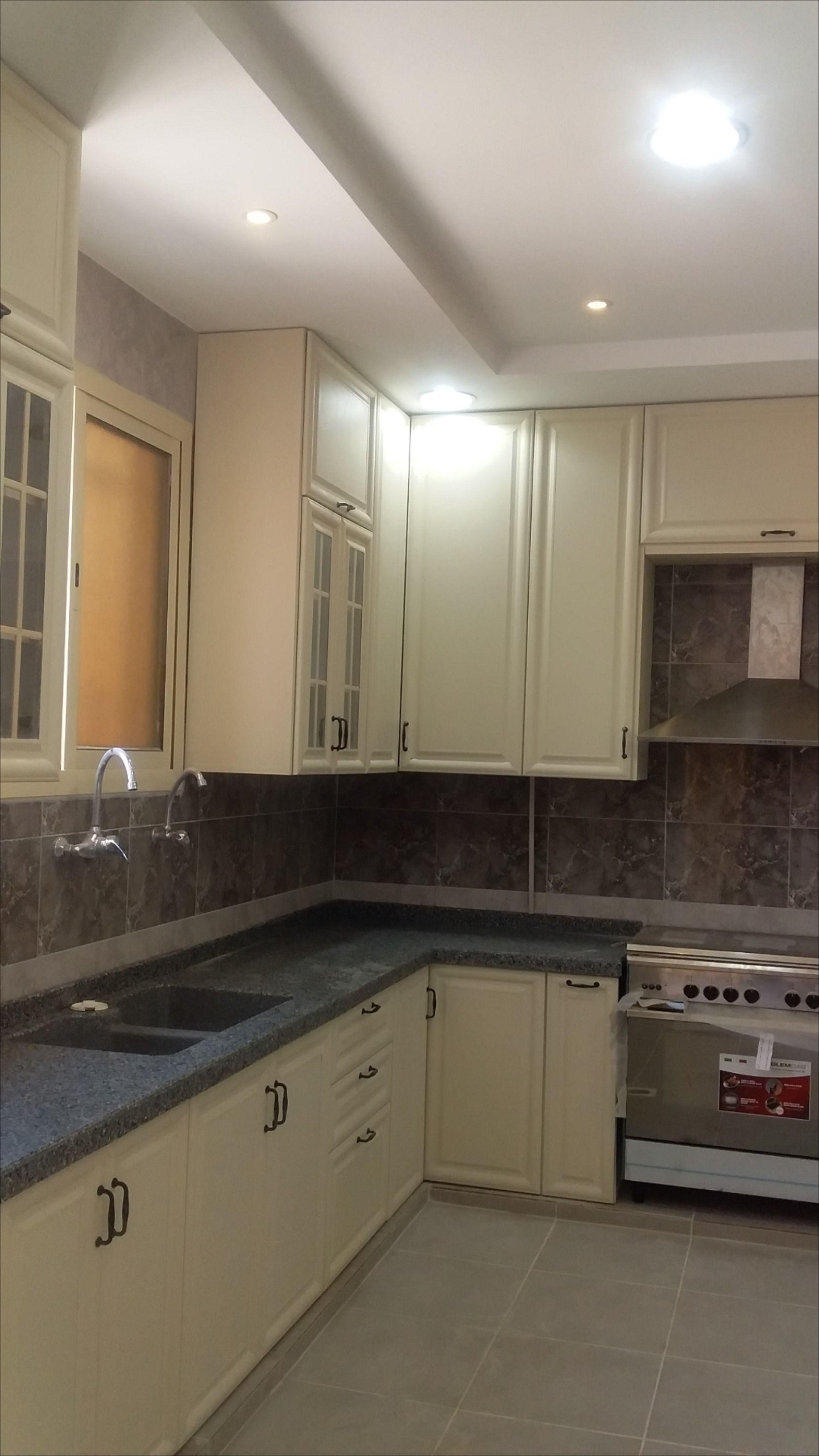 مطبخ صاج Kitchen Kitchen Cabinets Decor