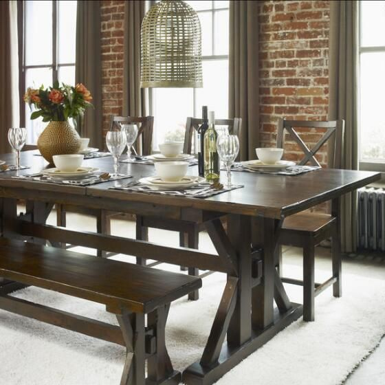 Searching For A Flexible Dining Room Table Find An Extendable At Urban Barn In Style That Suits Your Tastes