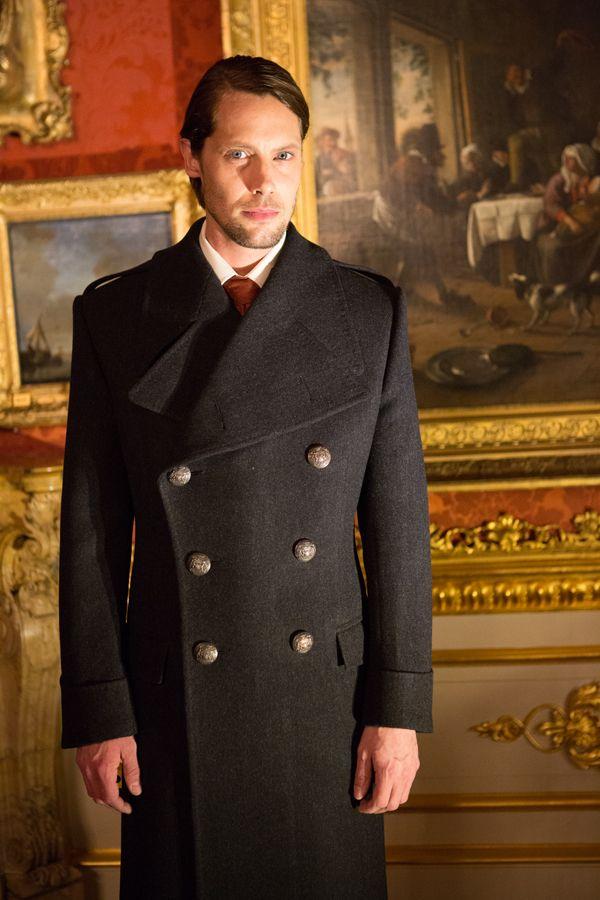 British Style — turnoverchange:   Huntsman.