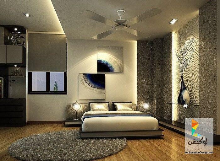 أفكار خيالية لديكورات غرف نوم مودرن Bedroom Design Inspiration Contemporary Bedroom Design Modern Bedroom Interior