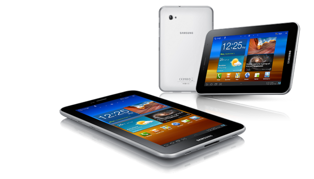 After Galaxy Tab 10.1 and Galaxy Tab 8.9 , Samsung going to launch its another tab 7.0 Plus. As both previous Tabs are seems larger as they have not carrying in hand easily. Hence Galaxy 7.0 Plus is of 7 inch so it is smaller then others Tabs.