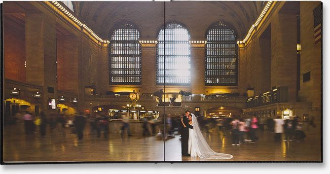 modern wedding album layout - Google Search