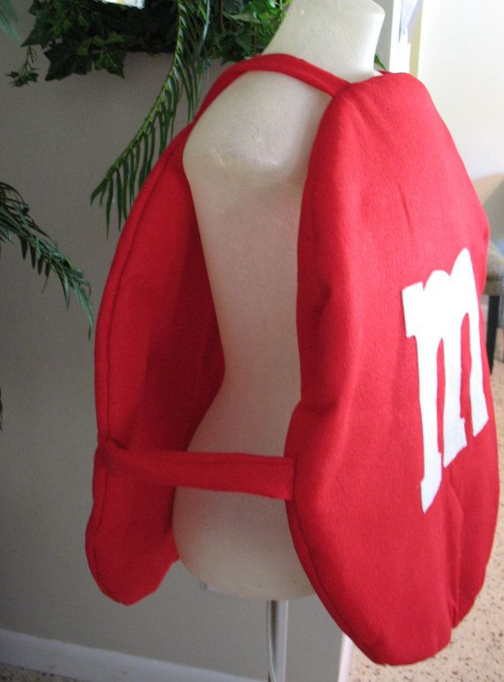 M Amp M S Halloween Costume Custom Made Small Medium Large M