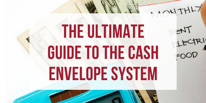Dave Ramsey Envelope System The Ultimate Guide Envelope