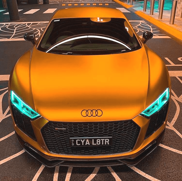Rate This Audi 1 to 100