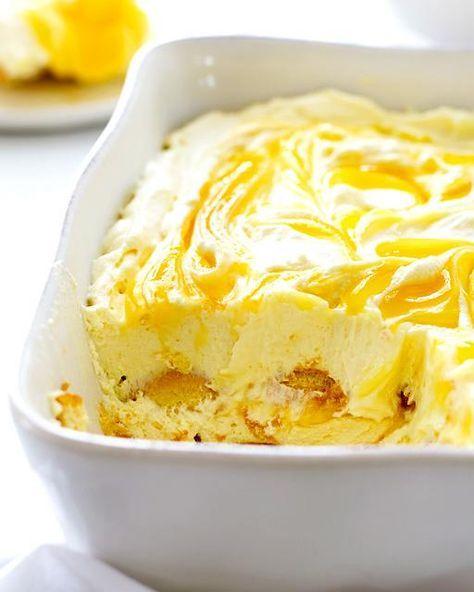Valerie Bertinelli's Lemon Ice Box Cake | Sweet Paul Magazine