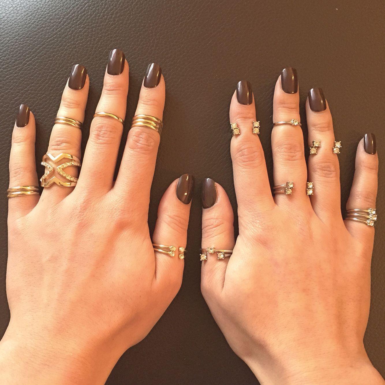 #whatshouldiwear #bling #rings