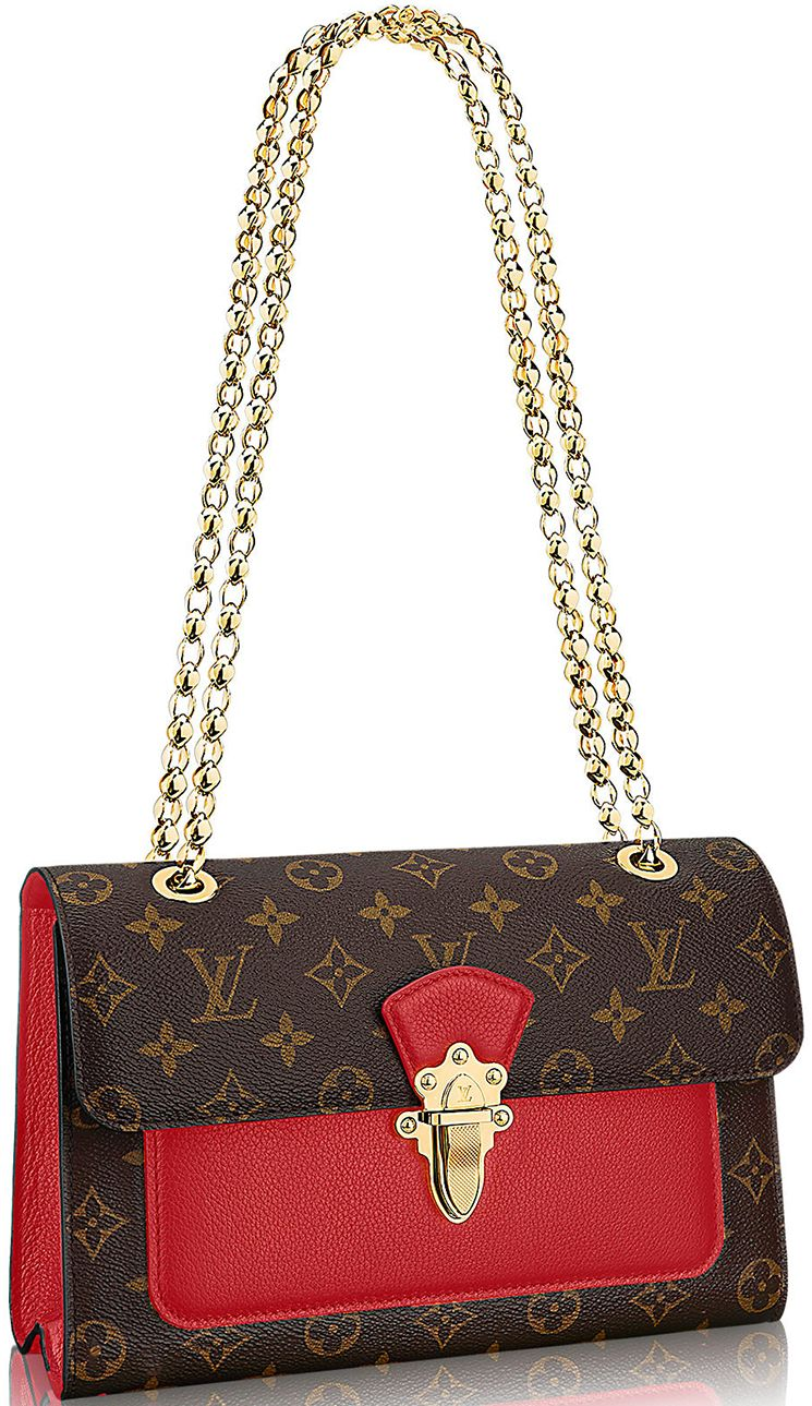 Louis Vuitton Victoire Bag Bragmybag