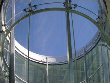 verre structurel ouvertures s paration portes. Black Bedroom Furniture Sets. Home Design Ideas