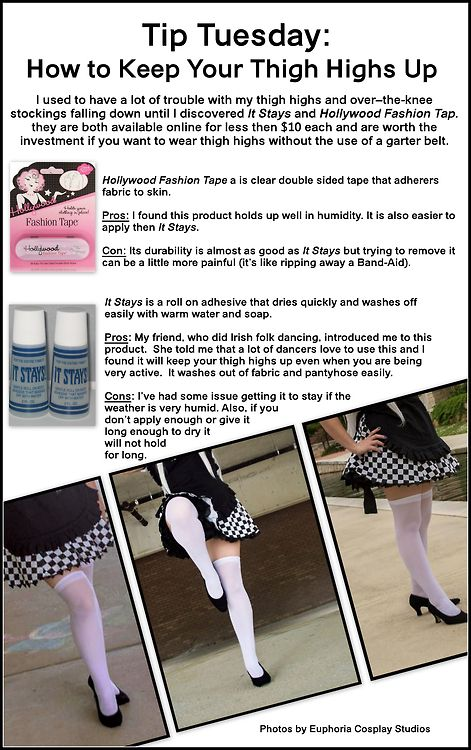 9d4764038d7 cosplaying-on-a-budget  Tips  1. I highly recommend that you make sure that  your legs are freshly shaved before applying either product. 2.