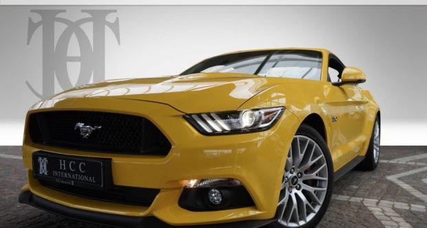 2016 Ford Mustang - New Shape  - V8 Premium GT |Navi |Recaro