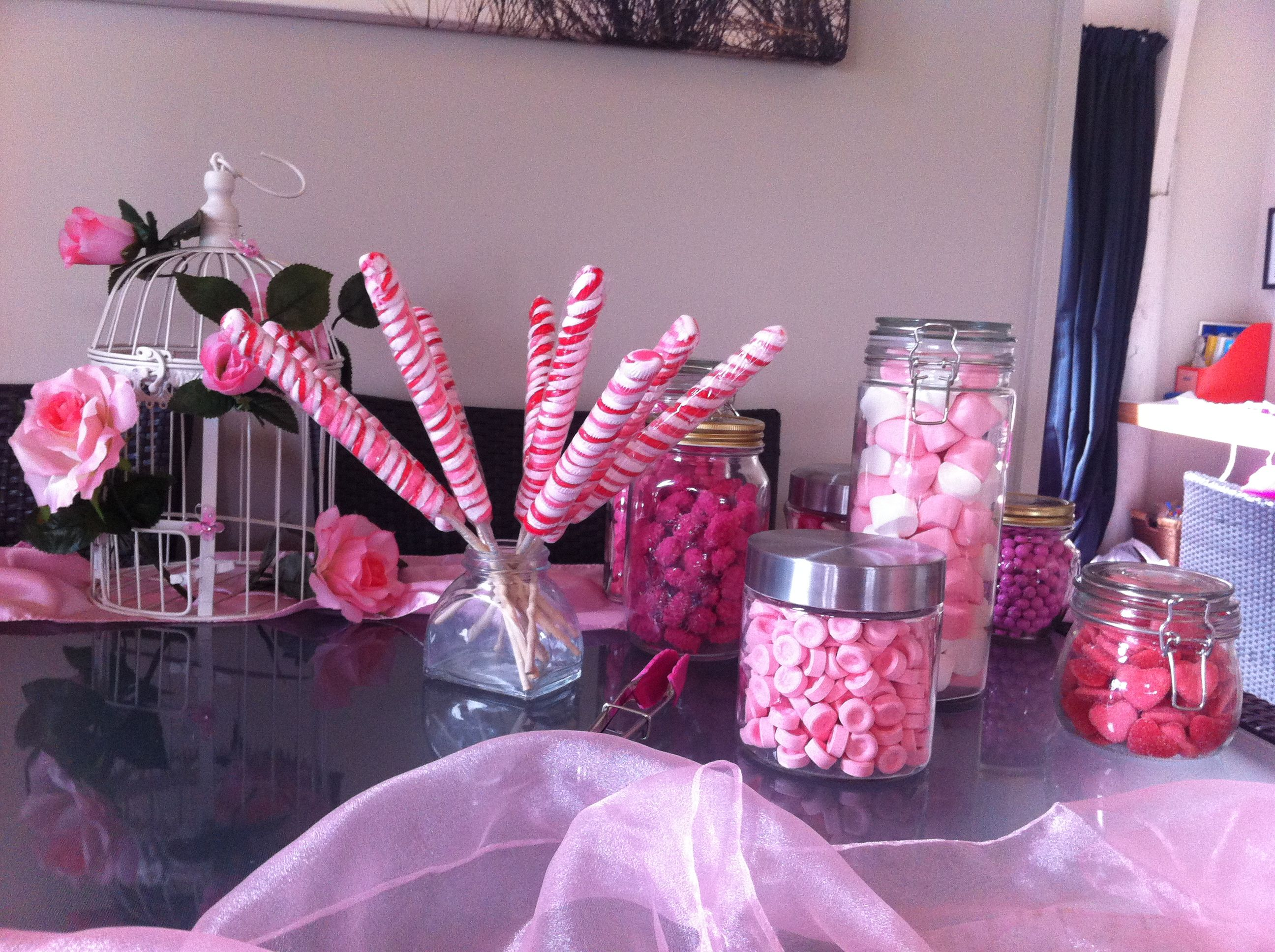 Pin On Pink 21st Adult Party Theme