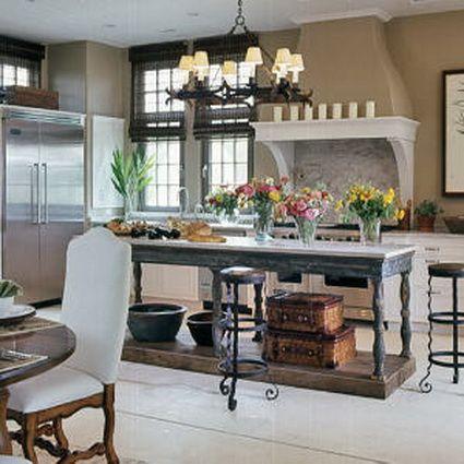 Estilo ingl s decoraci n de interiores y exteriores estiloydeco decoration kitchen - Cocinas estilo ingles decoracion ...