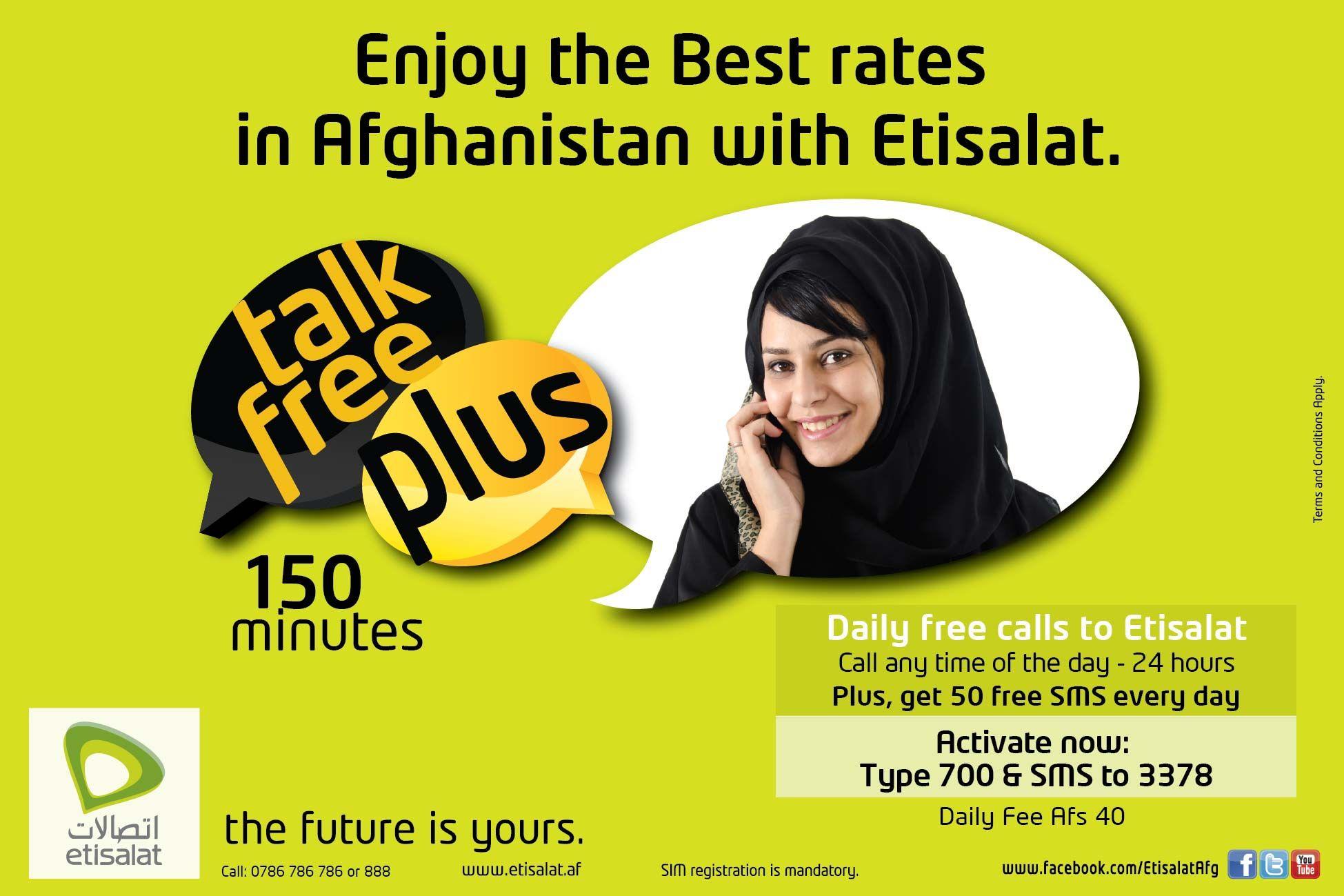 Etisalat Afghanistan (etisalatafg) on Pinterest