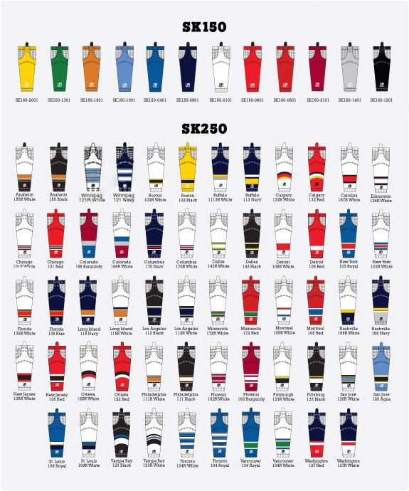 Hockey Socks Factory Direct Choose From Nhl Patterns Or Create A Hockey Socks Designer Socks Pattern