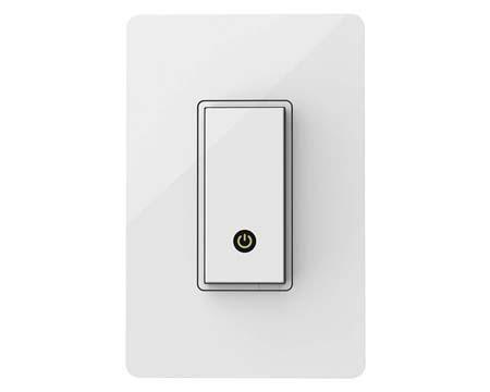 Wemo Lichtschalter