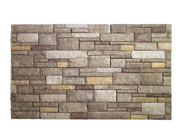 Inspirations Ideas Fake Stone Siding Log Veneer Rock Coronado Faux Fireplace Home Thin Brick