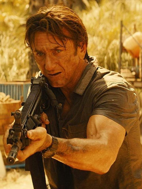 Sean Penn dans Gunman - Le 24 juin à Kinepolis - http://kinepolis.fr/films/gunman?utm_source=pinterest&utm_medium=social&utm_campaign=gunman#showtimes