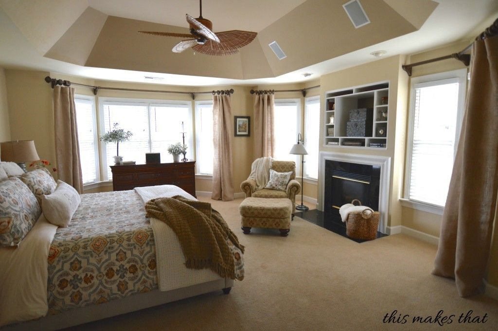 Walls Powell Buff Tray Ceiling Decatur