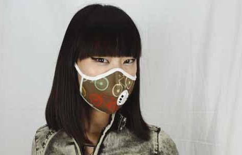 Gas Mask Heart Vog Mask Sunglass Masks