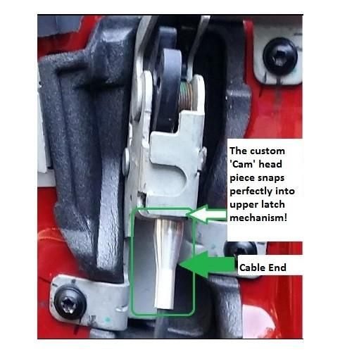 Use This Kit To Permanently Fix The Broken Door Cable And Latch In Your Ford Truck Or Van F 150 250 350 E Ranger Expedition Excursion
