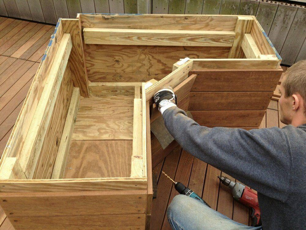 NY Plantings Builders Of IPE Decks And Custom IPE Planter Boxes .