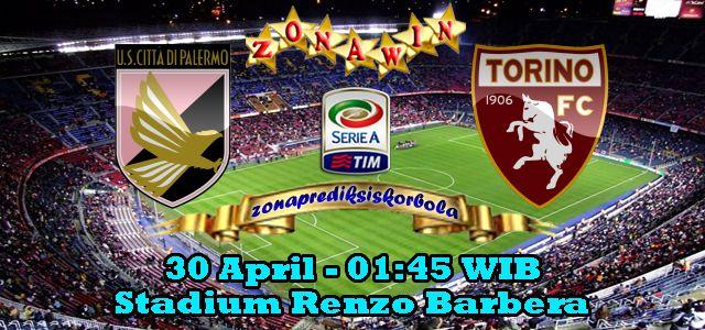 Prediksi Palermo vs Torino 30 April 2015
