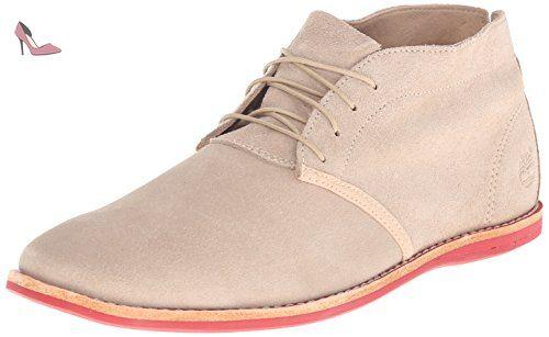 chaussure timberland daim