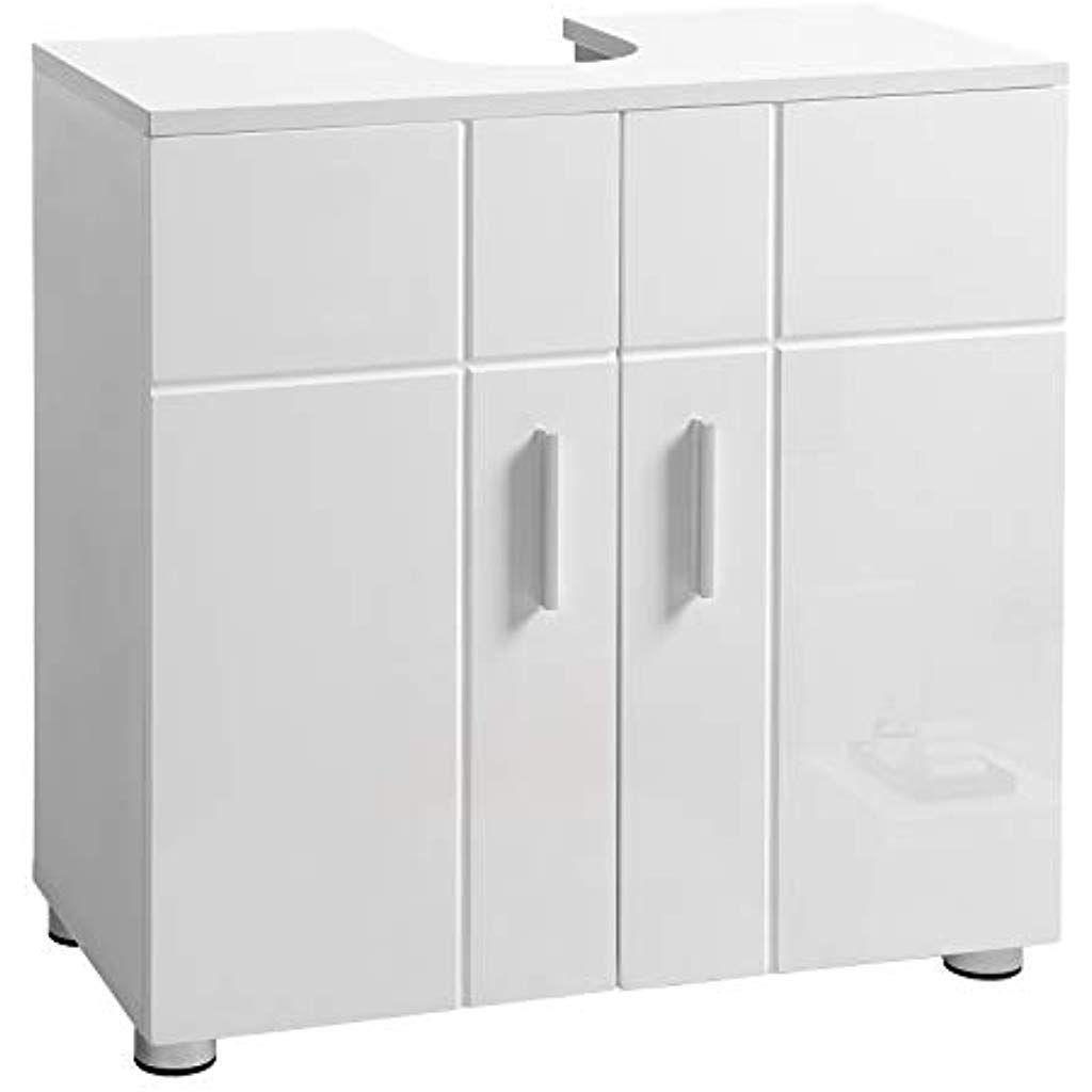 VASAGLE Waschbeckenunterschrank Badezimmerschrank mit