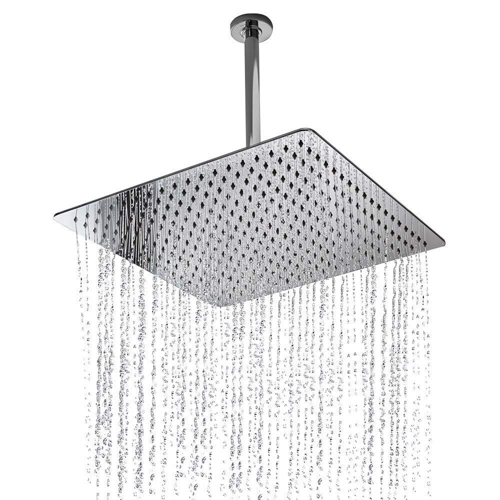 16 Inch Rain Showerhead Nearmoon Super Large Hotel Stainless