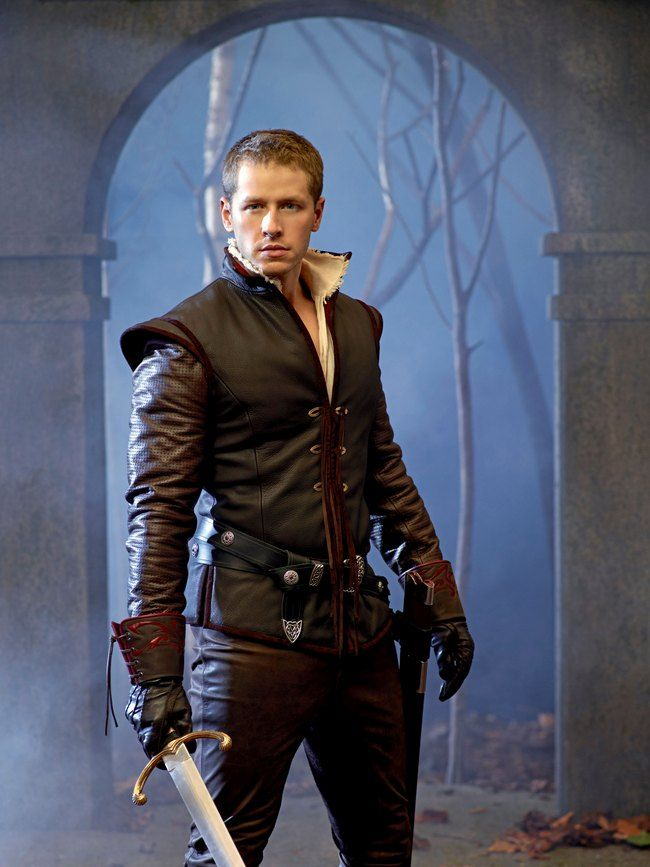 Josh Dallas in Once Upon a Time Season 1 Character Promo ...