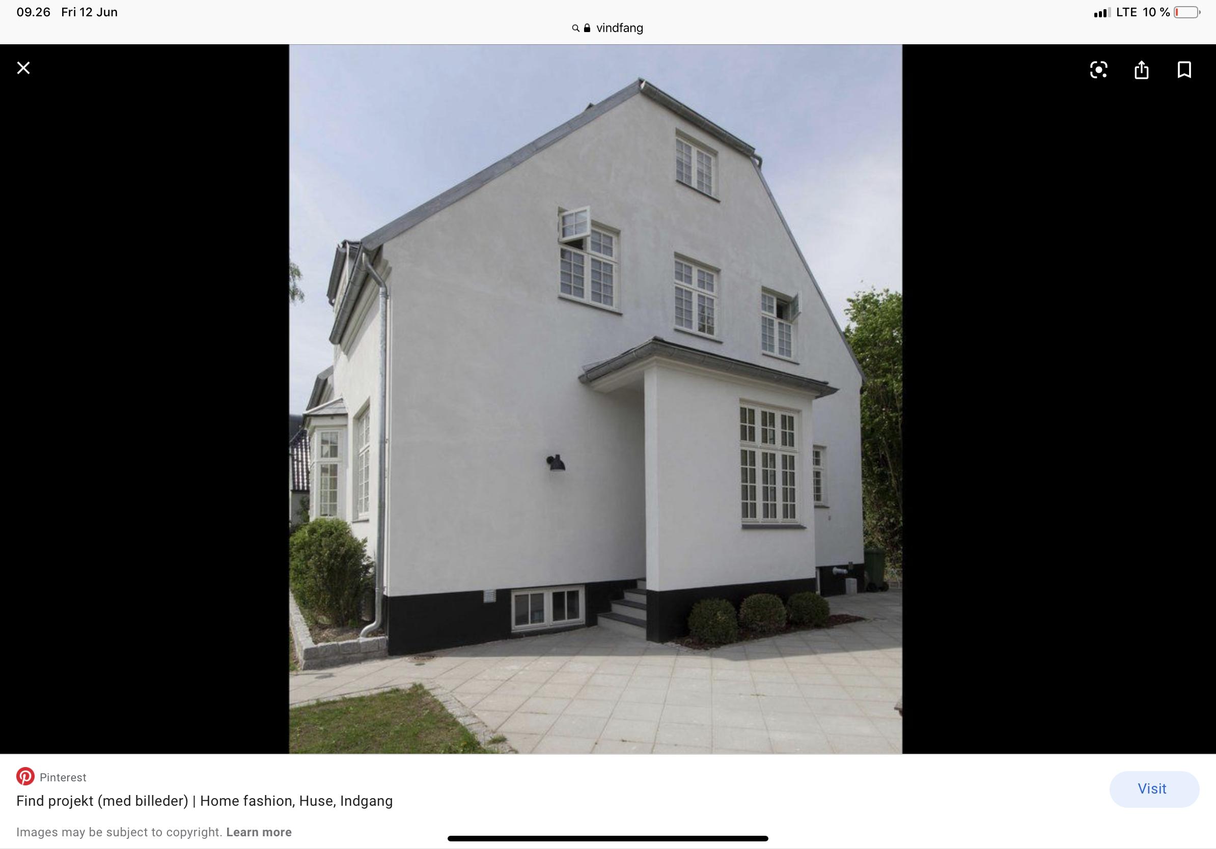 Pin af Tine Aaby på Hus T&V i 2020