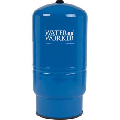 Water Worker Vertical Pre Charged Water System Tank 20 Gallon