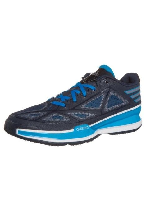 innovative design 08832 24c74 Adidas Performance ADIZERO CRAZY LIGHT 3 LOW Chaussures de basket bleu